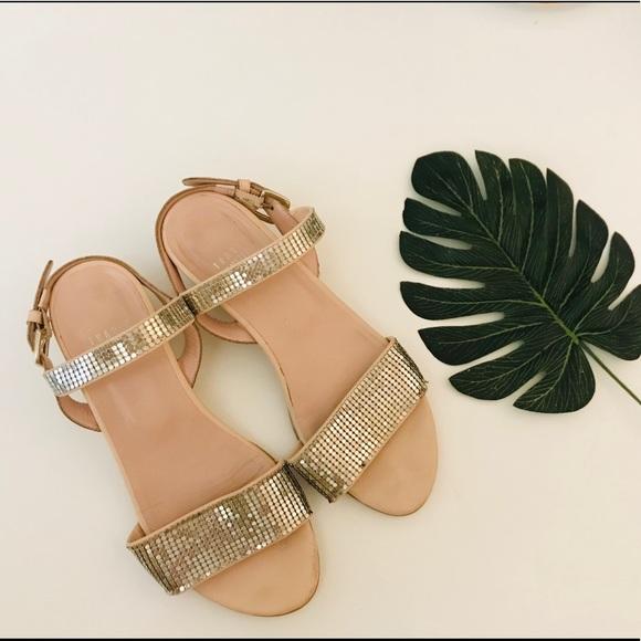 Vintage Stuart Weitzman Sandals.